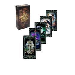 Alchemy Gothic CARD7 Alchemy England Tarot Cards (deck & booklet)