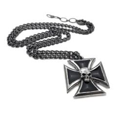 Alchemy Gothic P617 Black Knight's Cross