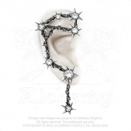 Alchemy Gothic E374 Daughters Of Darkness Ear-wrap