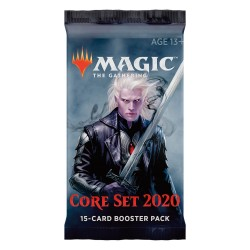 Magic: The Gathering Core Set 2020 Booster Pack (1 pack)