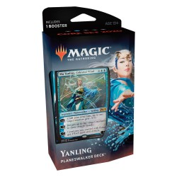 Last Chance! Magic: The Gathering Core Set 2020 Planeswalker Deck - Yanling