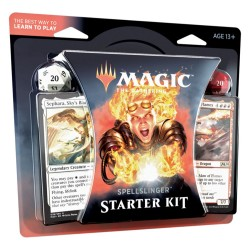 Magic: The Gathering Spellslinger Core Set 2020 Starter Kit