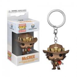 Funko Pocket Pop! Keychain: Overwatch - McCree
