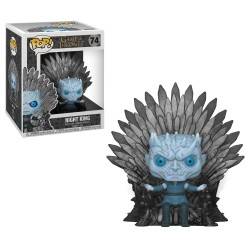 Funko Pop! Game of Thrones S10: Night King Throne vinyl figure
