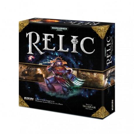 Last Chance! Warhammer 40,000 Relic
