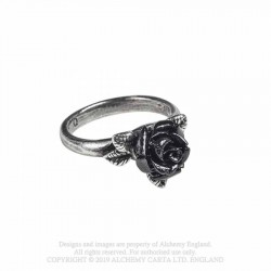 New Release! Alchemy Gothic AG-R237 Token of Love ring