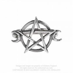 New Release! Alchemy Gothic AG-R234 Goddess ring