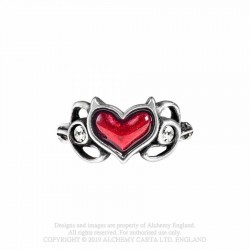 New Release! Alchemy Gothic AG-R238 Little Devil ring