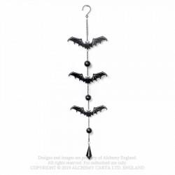 New Release! Alchemy Gothic HD12 Gothic Bat Hanging Decoration