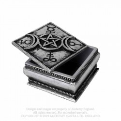 New Release! Alchemy Gothic V92 Triple Moon Spell Box