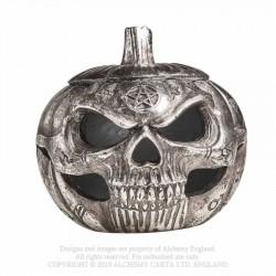 New Release! Alchemy Gothic V93 Pumpkin Skull Pot