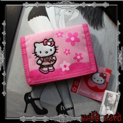 Hello Kitty Trifold Wallet
