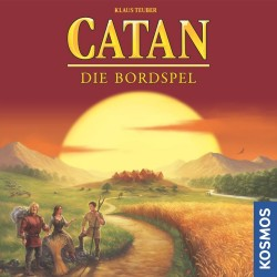 Catan: Afrikaans Edition