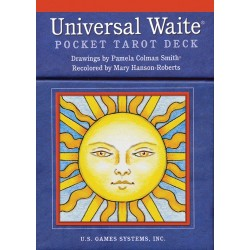 Universal Waite® Pocket Tarot