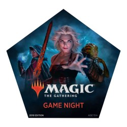 Last Chance! Magic: The Gathering Game Night 2019