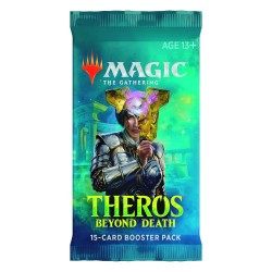 Magic: The Gathering Theros Beyond Death Draft Booster (1 pack)