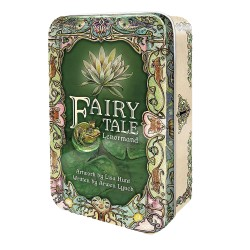Fairy Tale Lenormand In A Tin (pocket-size deck)