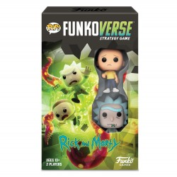 POP! Funkoverse: Rick and Morty Expandalone