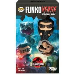 Pre-order! POP Funkoverse: Jurassic Park 101 - Expandalone
