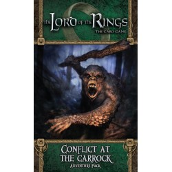 Lord of the Rings Card game Conflict at the Carrock (Adventure Pack)