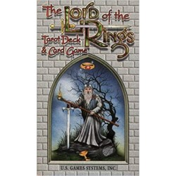 Last Chance! Lord Of The Rings Tarot Deck & Card Game (New - Sealed)