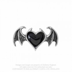 New Release! Alchemy Gothic AG-R240 Blacksoul ring