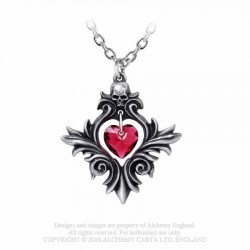 New Release! Alchemy Gothic P905 Bouquet of Love necklace