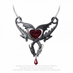 New Release! Alchemy Gothic P915 The Confluence of Opposites necklace