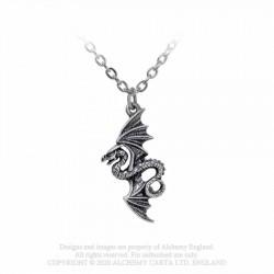 Alchemy Gothic P917 Flight of Airus necklace