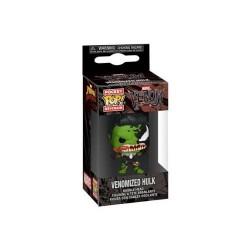 Funko Pocket Pop! Keychain: Marvel Venom - Venomised Hulk vinyl figure