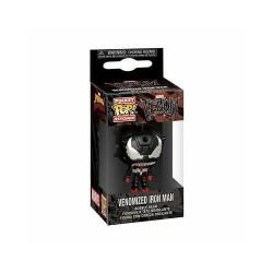 Funko Pocket Pop! Keychain: Marvel Venom - Venomised Iron Man vinyl figure