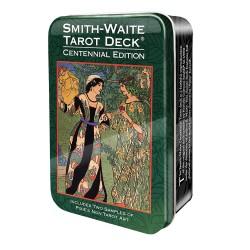 Smith-Waite Centennial Tarot In Tin