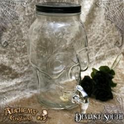 Alchemy Gothic SA12 Skull Drinks Dispenser