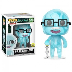 Last Chance! Funko Pop! Animation - Rick and Morty S6 - 570 Dr Xenon Bloom vinyl figure