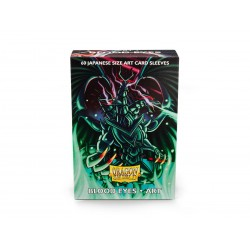 Dragon Shield Classic Japanese Size Card Sleeves (60) - Blood Eyes