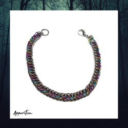 Apparition The Emperor's Chainmaille Bracelet
