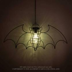 Alchemy Gothic GL-QZ1 Bat LED Light