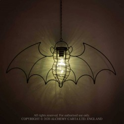 New Release! Alchemy Gothic GL-QZ1 Bat LED Light