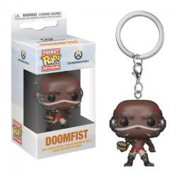 Funko Pocket Pop! Keychain: Overwatch - Doomfist
