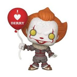 Funko Pop! Movies: IT Chap 2 - 780 Pennywise with Balloon