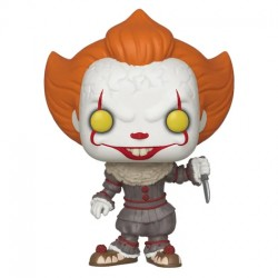 Funko Pop! Movies: IT Chap 2 - Pennywise with Blade