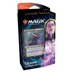 Magic: The Gathering Core Set 2021 Planeswalker Deck - Liliana