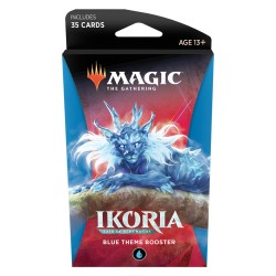Magic: The Gathering Ikoria: Lair of Behemoths Theme Booster (1 pack)