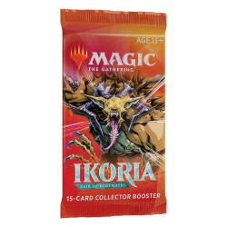 Magic: The Gathering Ikoria: Lair of Behemoths Collector Booster (1 pack)