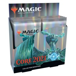MTG M21 Core Set Collector Booster