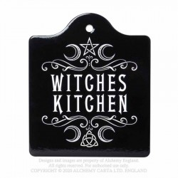 Alchemy Gothic CT12 Witches Kitchen Trivet