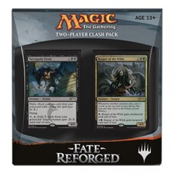 Last Chance! Magic: The Gathering Fate Reforged Two-player Clash Pack