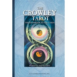 The Crowley Tarot Book - The Handbook to the Cards