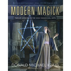 Modern Magick Updated Edition