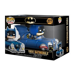 FUNKO POP! RIDES: Batman 80TH -277 Batmobile 1950 (Retail Exclusive)